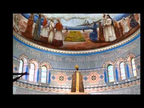 Notre Dame d'Afrique rénovée