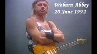 Dire Straits - Two young lovers [Woburn Abbey -92]
