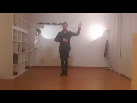 Tango Lessons ONLINE Nro 1 with Oscar Busso