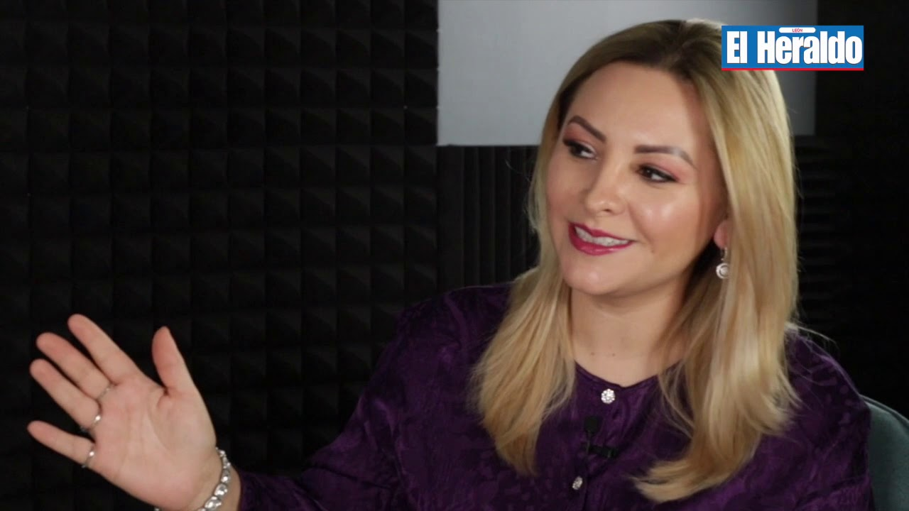 Entrevista exclusiva con Libia Dennise García