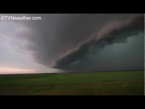 Tornado in Canada : Le foto e il video dell'evento
