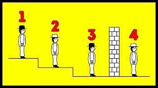 5 Acertijos De Lógica Que Te Sacudirán La Mente
