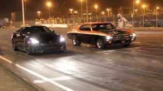 SS Shaun Chevelle vs Heavy N The Game GT-R