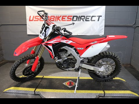 2021 Honda CRF 250RX at Used Bikes Direct