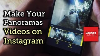 The Best Way to Post Complete Panoramas to Instagram from Your iPhone [How-To]