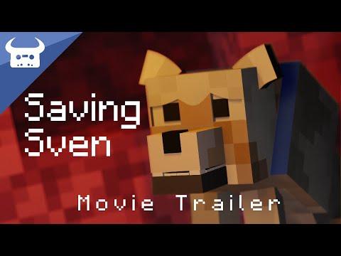 PewDiePie & Sven: The Movie | Minecraft animation by PluffyFX