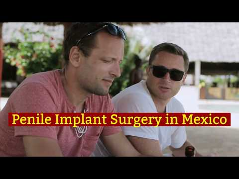 Top Penile Implant Surgery Package in Mexico