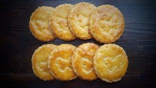 Вкусное ПЕЧЕНЬЕ на ЖЕЛТКАХ🌻утилизация желтков🌻leftover yolks cookie