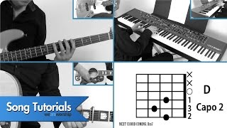 Freedom - Noel Robinson - Official Song Tutorial (Outrageous