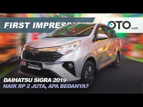 Daihatsu Sigra 2019 | First Impression | Naik Rp 2 Juta, Apa Bedanya? | OTO com