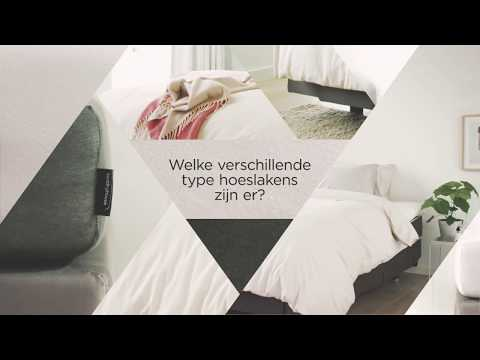 Beddinghouse Percale splittopperhoeslaken