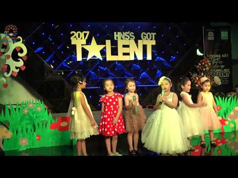 Cuộc thi Tìm kiếm tài năng HNS's got talent 2017 - Trường Tiểu học và THCS Hữu Nghị quốc tế