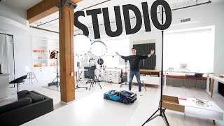 My 2020 Studio TOUR  - FINALLY COMPLETE!