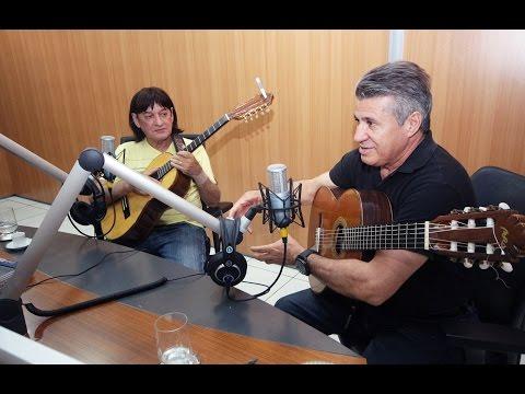 Pescuma e Claudinho na Rádio Assembleia 89,5 FM