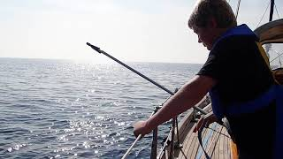 Person Overboard - Quick Stop Method