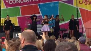 Ariana Grande Lovin it' & You'll never know 9/22/13 New Albany, Ohio