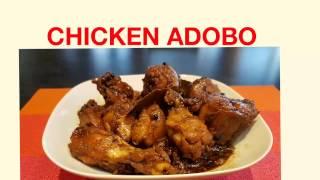 Delicious Chicken Adobo Recipe