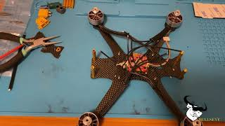 Review Part I - aMAXinno FA5P Freestyle Frame - 5 Inch Professional FPV Drone Frame aMAXshop