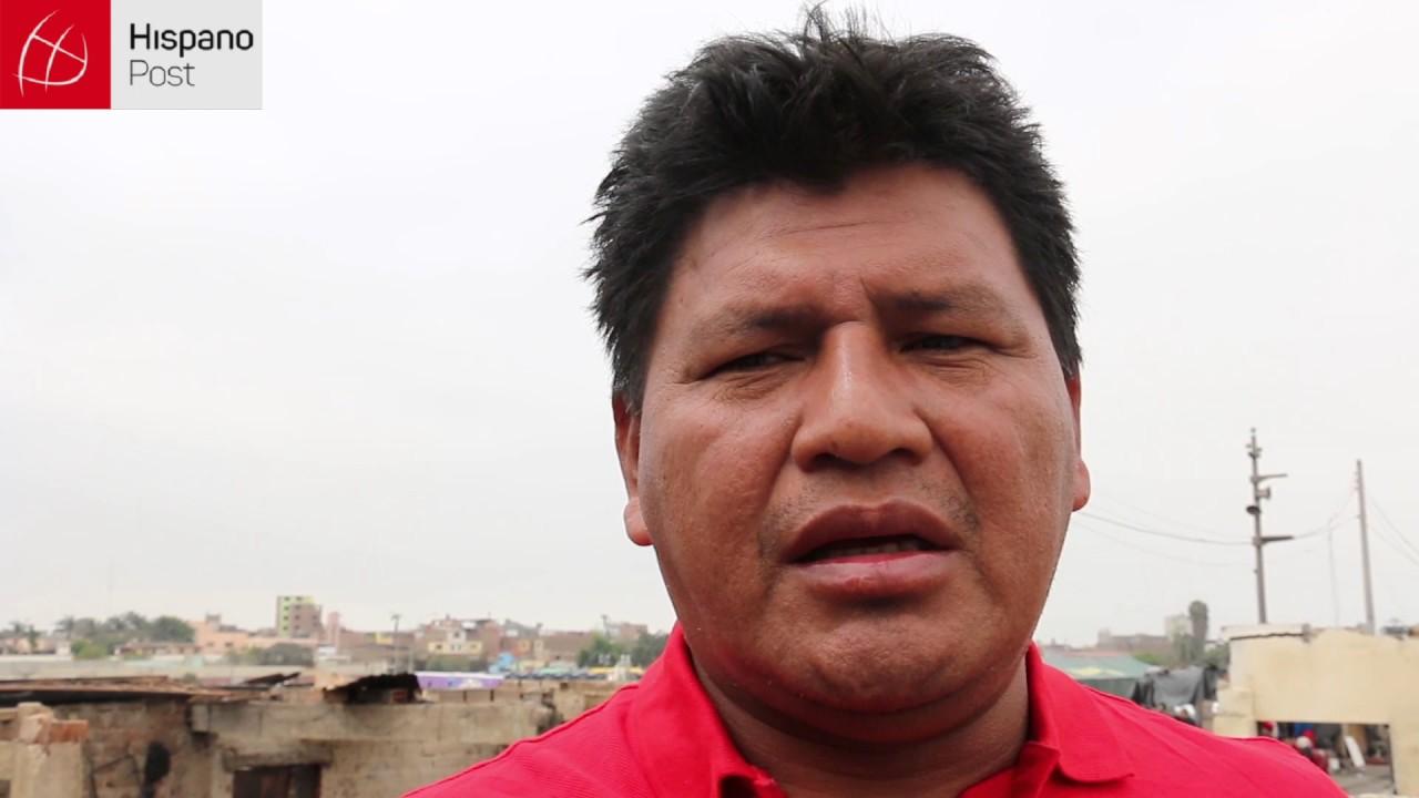 INCENDIO EN CANTAGALLO LIMA (PERÚ)