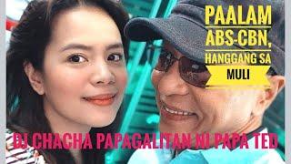 Update sa paglipat ni Ted Failon sa TV5, DJ Chacha PAPAGALITAN daw. Lagot!