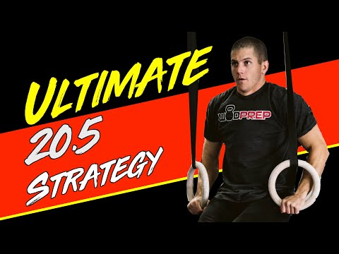 CrossFit® 20.5: The Ultimate Open Strategy & Tips 💥 WODprep