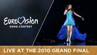 Safura - Drip Drop (Azerbaijan) Live 2010 Eurovision Song Contest