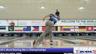 2014 World Men's Championships - Trios Medal Round