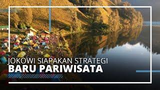 Pergeseran Tren Pariwisata Global, Jokowi Siapkan Strategi Baru untuk Menghadapi New Normal