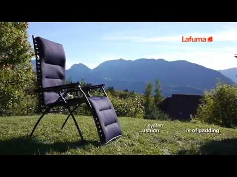 Lafuma Futura Relaxliege Xl Stahlair Comfort Lfm 31146135 Günstig
