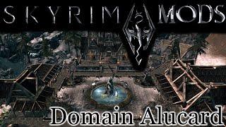 Skyrim Mods - Domaine Alucard - Home Mod