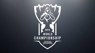 SKT vs OG - Semifinals Day 1 Game 1