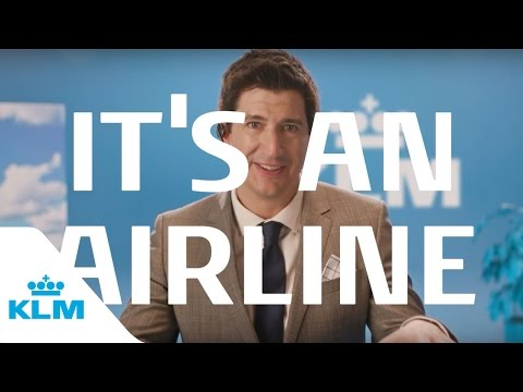 Royal Dutch Airlines (KLM) Commercial (2016) (Television Commercial)
