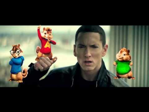 Eminem - Not Afraid (Alvin Music)