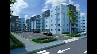 En venta Residencial Garden City II en Sto Dgo Norte. Separación diez mil pesos. 809-974-2565
