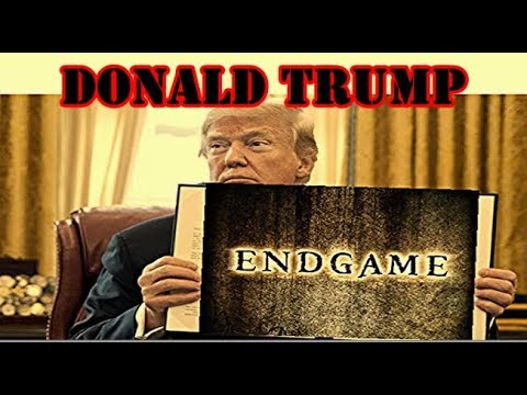 Donald Trump - This is The End Game! (5G Alien Invasion)