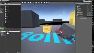UE4 Setup Laser Beam Tracing For Vive Motion Controller