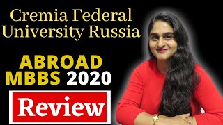 Crimea Federal University | MBBS in Russia | Cremia federal medical University