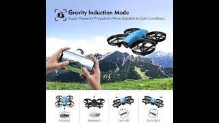 Potensic Upgraded A20 Mini Drone 1 | Potensic A30W WiFi FPV Drone 2