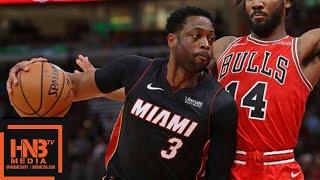 Miami Heat vs Chicago Bulls Full Game Highlights | 01/19/2019 NBA Season