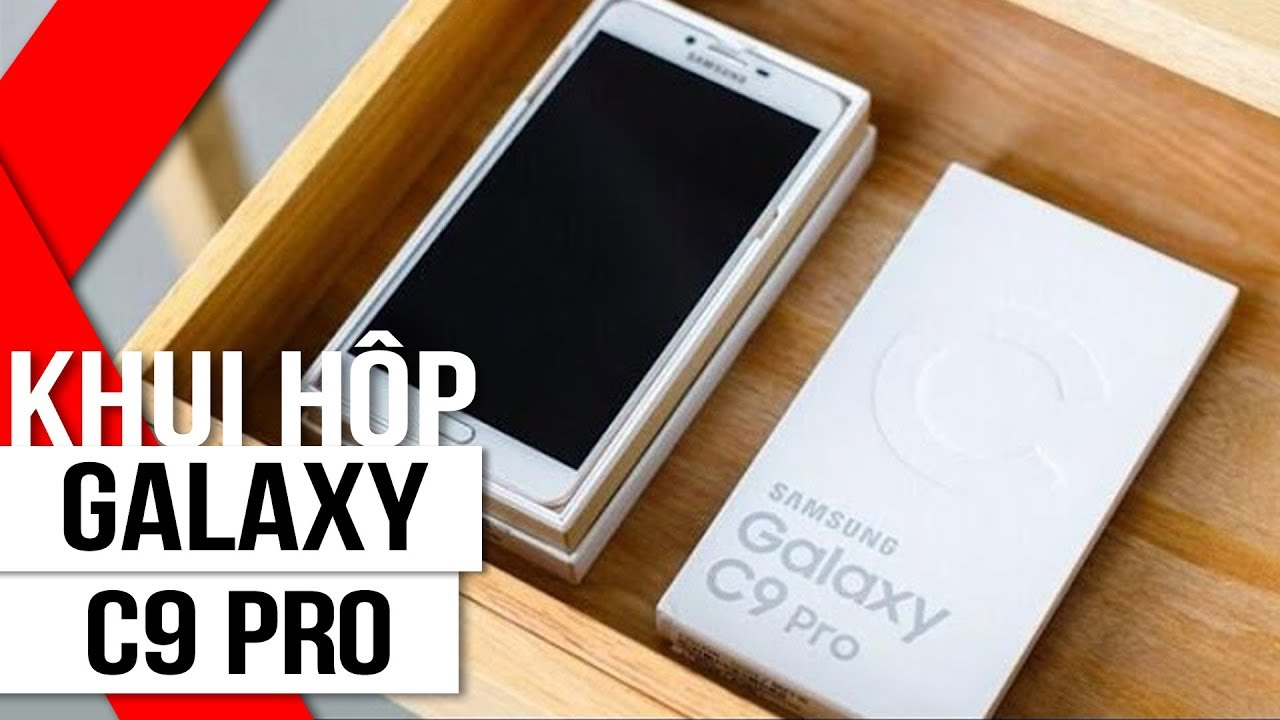 Samsung Galaxy C9 Pro Tr Gp 0 C900 Video