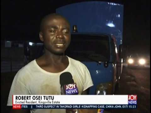 Trouble in Kingsville   The Pulse on JoyNews 20 9 19