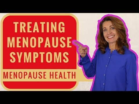 Treating Menopause | Menopause and Insomnia | Hot Flashes Treatment