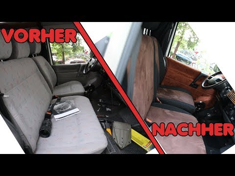VW Bus Innenraum MAKEOVER | MEGA TRANSFORMATION | F.10 Umbau 2.0