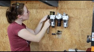 Installing a Shop Air System