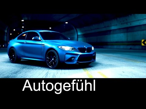 First ever BMW M2 Coupé premieres in Need for Speed Preview Exterior - Autogefühl
