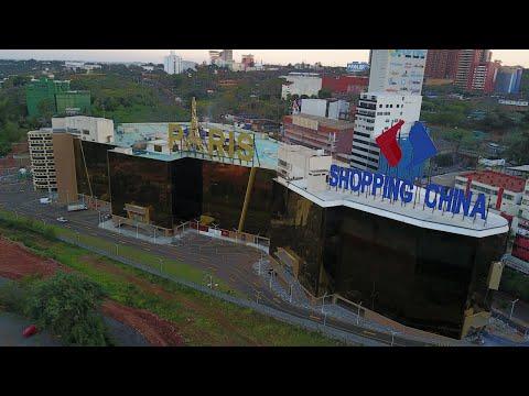 """Ao vivo"" Black Friday Shopping China Ciudad del Este, Paraguay."