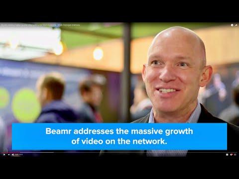 Mark Donnigan Beamr VP, Marketing Mobile World Congress Interview 2018