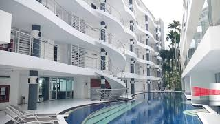 Sunset Plaza | One Bedroom Modern Condominium in Great Karon Location with Excellent Onsite Facilities