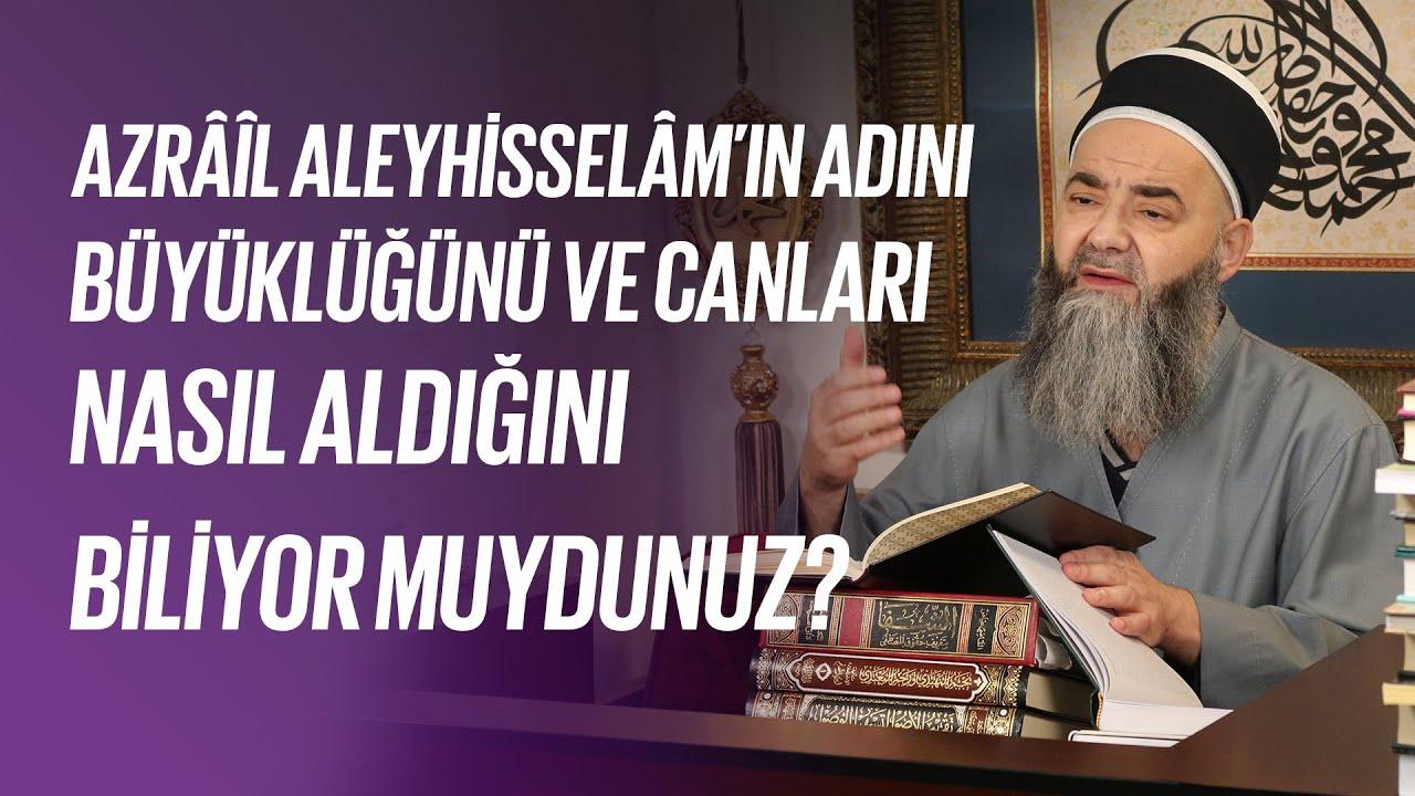 Azrâîl Aleyhisselâm'ın Adını, Büyüklüğünü ve Canları Nasıl Aldığını Biliyor muydunuz?