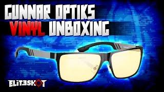 "Gaming Glasses! - @GUNNAROptiks ""Vinyl"" Unboxing"